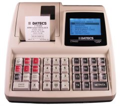 DATECS CITIZEN ctr410 αξιόπιστη ταμειακή μηχανή με δώρο συρτάρι