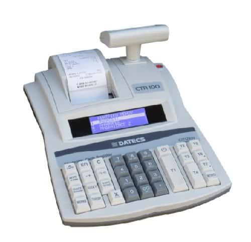 DATECS CTR100 CITIZEN ταμειακή μηχανή νέων προδιαγραφών για όλους.