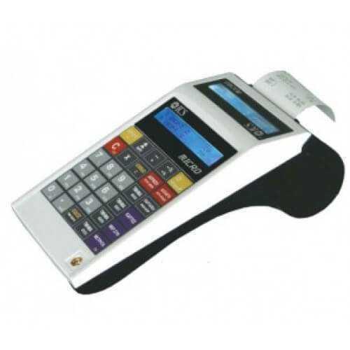 ICS micro μικρή φορητή ταμειακή μηχανή