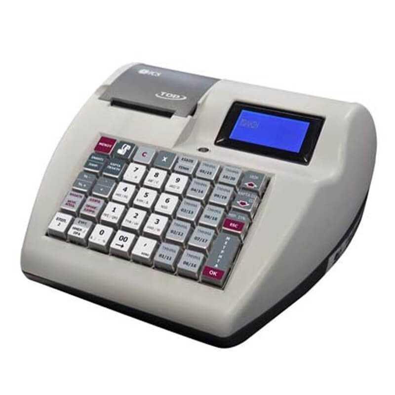 ics top ταμειακή μηχανή για όλα τα καταστήματα