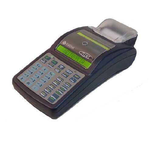 SAREMA MINI  φορητή ταμειακή μηχανή με δώρο θήκη μεταφοράς