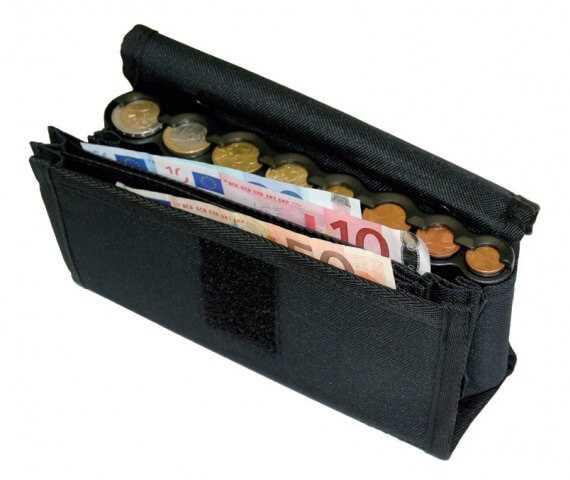 Φορητό τσαντάκι χρημάτων με κερματοθηκη