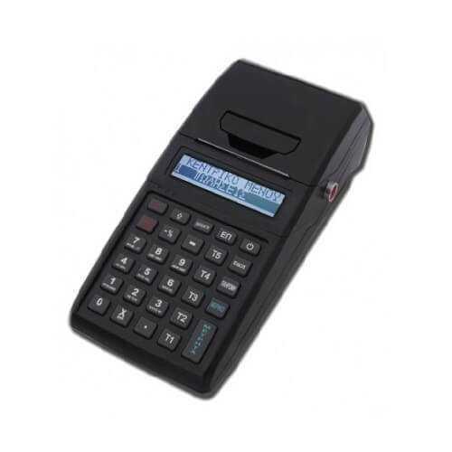 Φορητή ταμειακή Datecs Pocket WiFi με δώρο τσάντα μεταφοράς
