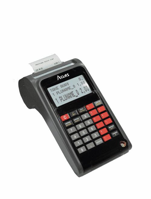 Tαμειακή μηχανή φθηνή dtec150 Aclas