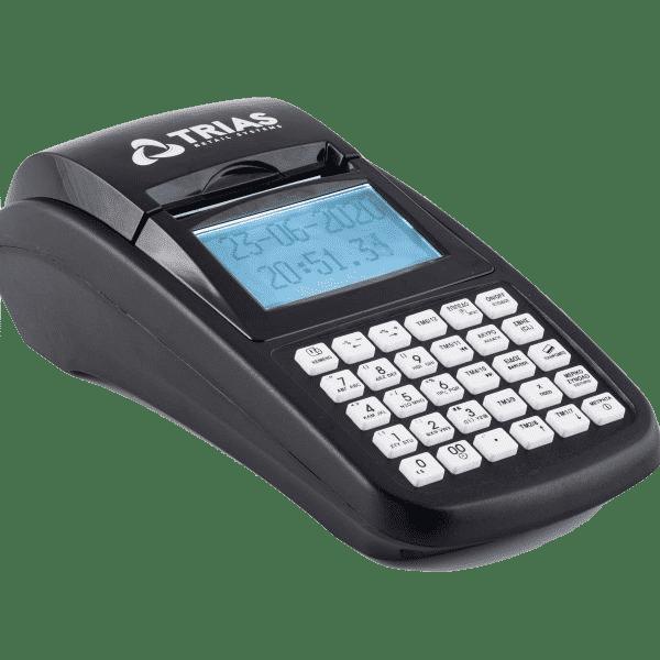 Flexi Palm νέα ταμειακή μηχανή qr code